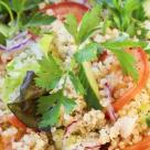 Salata de vara DETOXIFIANTA. Vezi Reteta Completa a salatei pe care Jennifer Aniston a consumat-o timp de 10 ani!