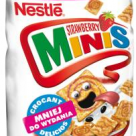 Gust irezistibil de capsuni si pofta de joaca cu noul Nestle Strawberry Minis