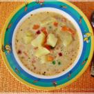 Supa cremoasa de cartofi