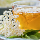 Ceaiul de soc: combate celulita si trateaza bolile