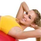 5 exercitii pentru a scapa de aripioare