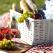 5 idei de pus in cosul pentru picnic