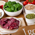 Top 20 alimente bogate in Fier