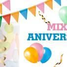 Mix aniversar de la Mixit.ro: O explozie de fructe, ciocolată și caramel