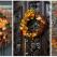 Decorează-ți locuința pentru toamnă: 16 modele minunate de coronițe de toamnă
