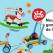 Kaufland invita copiii la joaca si aduce in magazine Kidland, prima sa marca proprie de jucarii
