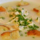 Usor, dupa sarbatori: Supa crema de pui
