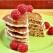 Cele mai bune pancakes din 5 tipuri de faina