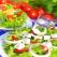 Salata thailandeza cu spanac si mango