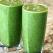 Smoothie de vara pentru cresterea imunitatii cu spirulina si apa de cocos