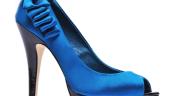 Pantofi decupati frontal