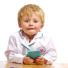 Descopera aptitudinile copilului tau - Primii pasi pe drumul vietii