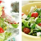 Salate: Colectia de primavara