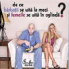 Audiobook: De ce barbatii se uita la meci si femeile se uita in oglinda?