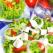 Primavara din farfurie: 3 salate... cu salata verde