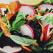 Salata detox cu orez negru si legume proaspete