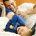 Taticii -  indemnati sa stea o luna acasa cu copilul