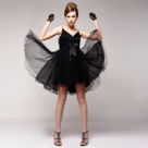 COLECTIE DE REVELION: Little Black Dress by Agnes Toma