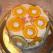 Tort bavarez cu citrice