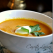 Supa de morcovi cu ghimbir