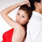 Femeile in rosu, mai atragatoare pentru barbati?