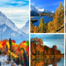 Toamna in lume: 18 imagini mirifice care ne amintesc ca toamna este cel mai frumos anotimp