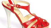 Sandale rosii