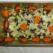 File de salau cu legume si parmesan