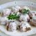 Chiftelute cu sos alb