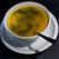 Supa-crema de mazare verde