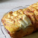 Pizza in forma de paine