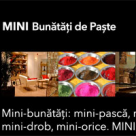 MINI Targul Bunatatilor de Paste la Readers Cafe