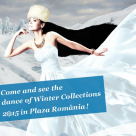 Colectiile de iarna defileaza la Plaza Romania intr-un show unic