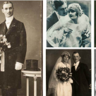 Album de colectie: Cum au evoluat rochiile de mireasa de-a lungul ultimilor 100 de ani? Fotografii uluitoare!