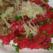 Mancare de orez cu sfecla rosie