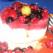 Sarlota de vanilie cu fructe si biscuiti