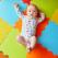 Salteluta pliabila – sigura si confortabila pentru bebelusul tau