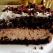 Prajitura de ciocolata cu crema ganache