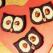 Biscuiti Bufnita pentru HALLOWEEN