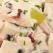 Salata de pui cu pepene galben si iaurt