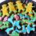 Biscuiti de ciocolata pentru copii