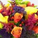 Aranjamente florale intr-un spectacol rustic si elegant