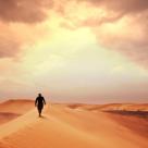 Testul CUBULUI din DESERT: Jocul pshiologic sufist al descoperirii SINELUI