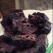 Prajitura cu ciocolata, cafea si fructe de padure