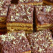 Prajitura cu miere si crema de ciocolata, nuca si rom