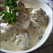 Chiftelute cu sos de smantana si ciuperci