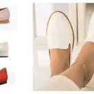 Moda Primăverii: 25 Pantofi și balerini comozi pentru picioare FERICITE