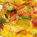 Mic dejun: Omleta cu legume si usturoi