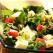 Salata de primavara cu verdeturi si mozzarella