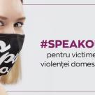 De Ziua Internațională Pentru Eliminarea Violenței Asupra Femeii, AVON a lansat un produs social: masca de protecție #Speakout
